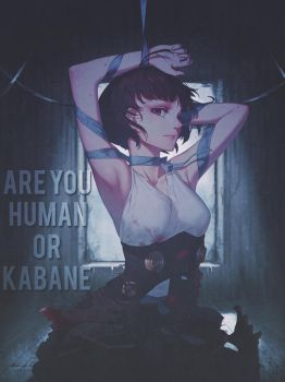 Are you Human or Kabane? by Dinocojv