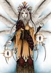 Gif- Mother of Moths / Die Mottenmutter by Mohn-Fuchs