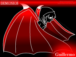 Willy - Fanfic Demonios by marigetta777