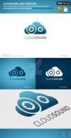 Cloud Sound Logo Template by design-on-arrival
