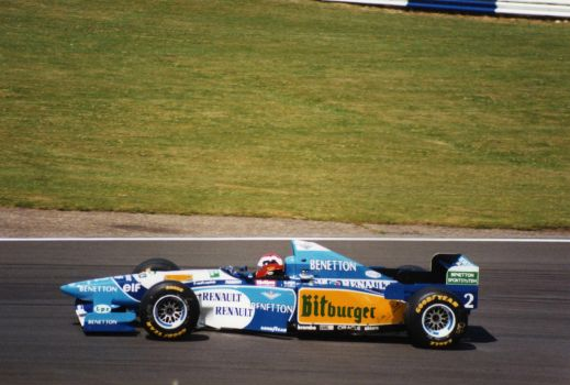 Johnny Herbert (Great Britain 1995) by F1-history