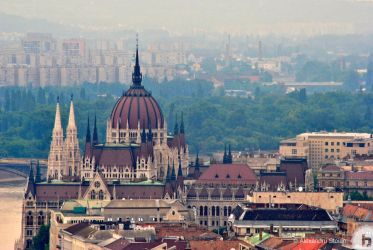 in Budapest 23 by AlexDeeJay