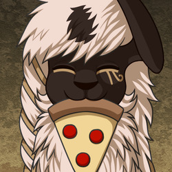 Pizza Absol by spinnando