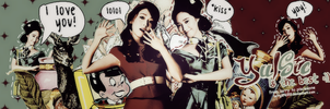 {Cover #25} YulSic (SNSD) by larry1042001