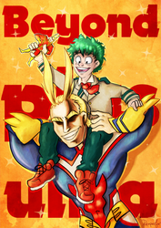 Beyond Plus Ultra! by reaperfox