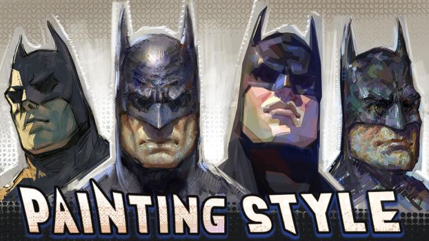 Painting Style Tutorial by MarcoBucci