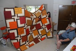 Wedding Quilt by Wolflaircreations