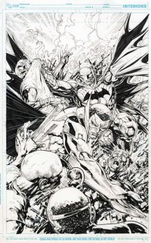 Batwing 5 cover.. by ledkilla