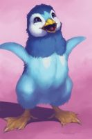 Starters - Piplup by Evelar