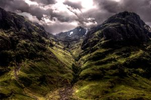 Glencoe 2 HDR by ClintonKun