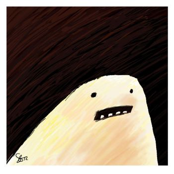 Little Ghost by saa412