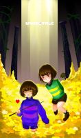Undertale by Greywalker2