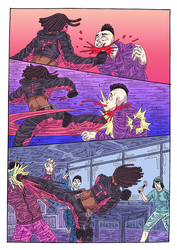 Issue 08 part 3 page 05 by WaylonWesley