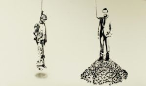 Monetary Nooses by DikkensArt