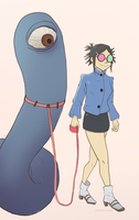 Noodle by MattPilh