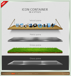 Icon Container Pack by artbees