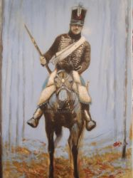 Ben Pook - French Hussar by pook1983
