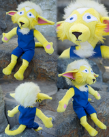 Shanka Kaneska Plush by TimmCosplay