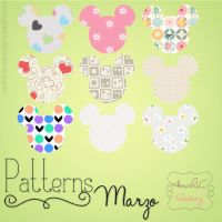 Patterns Marzo by AnahiiGomez