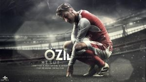 Mesut Ozil Wallpaper 2016/17 by FLETCHER39