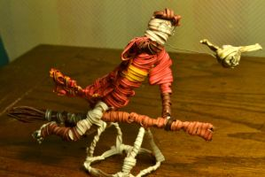 Twist Tie Harry Potter by justjake54