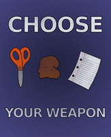 Choose Your Weapon by UrLogicFails