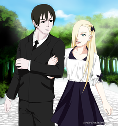Ino s date by cereja-doce
