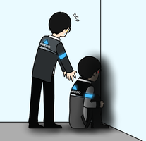 why do everyone hates RK900??? by Nibuihime