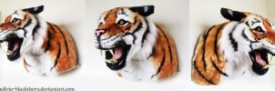 Tiger Lifesize by HiddenTreasury