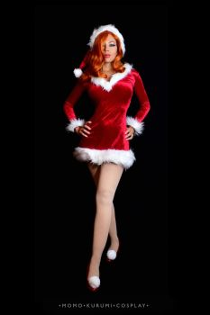 Jessica Rabbit: All I Want For Christmas by MomoKurumi