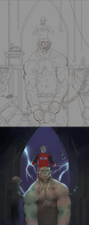 Frankenstein Process by Monsieur-Beefy