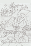 Sonic Legacy pencils - 1-22 by Sea-Salt