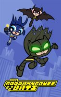 Saving Gotham After Bedtime by Geewrecks