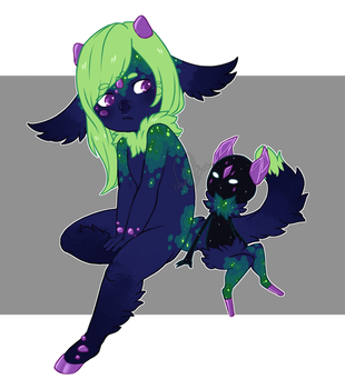 Lagoon - Gemsun (SHORT AUCTION: CLOSED) by cindyjeans-designs