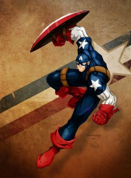 Cap Digital Ink and Color by electrikALIEN