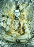Lord Shiva II by Valleysequence