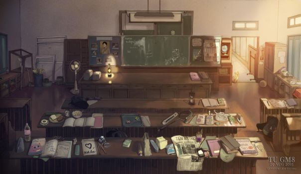 Our Last Classroom by crb3617