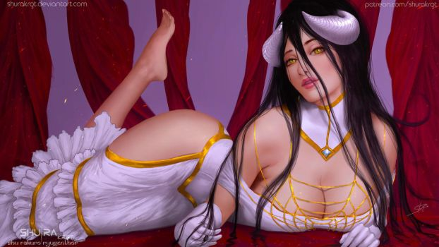 Albedo (wingless) by ShuraKRGT