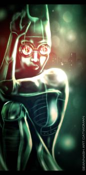 CATWOMAN - Color Practice. by SeanNash