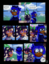 Reunion Page 3 by EvilSonic2