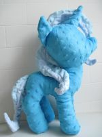 Gift - The Great and Powerful Trixie Plush by katiepox