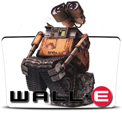 WALLE (2008) v1 by DrDarkDoom