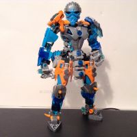 Gali, Uniter of Water (2.0) WIP by MrBoltTron