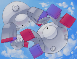 We're not a Magneton yet