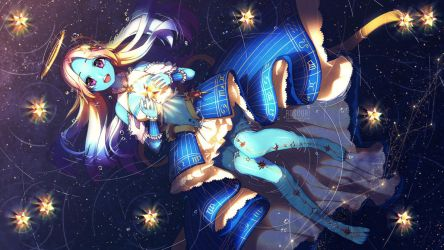 Commission - Constellation by Rosuuri