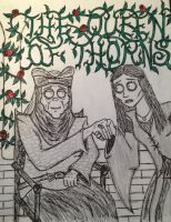 The Queen of Thorns by timburtongot