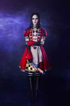 Alice Madness Returns COSPLAY [7] by AliceYuric