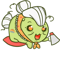 Granny Smith blob request by AnneHairball