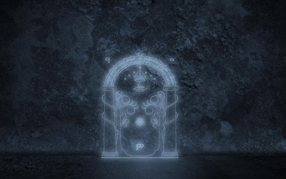 Moria Background by JonasEklundh