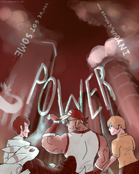 R3P1: You've got some power in your corner now! by AThousandRasps